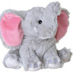 Ein Kuschelelefant